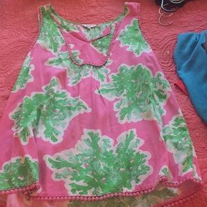 Crown and ivy blouse xl